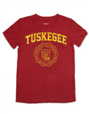Tuskegee University Foil Shirt