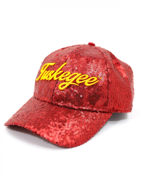 Tuskegee University Sequin Hat