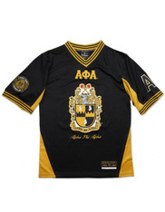 Alpha Phi Alpha Fraternity Football Jersey- Front