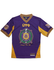 Omega Psi Phi Fraternity Football Jersey