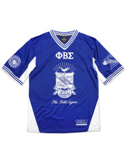 Phi Beta Sigma Fraternity Football Jersey