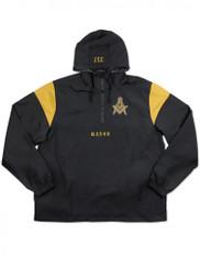 Mason Masonic Anorak Jacket- Front