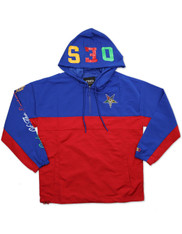 Order of the Eastern Star OES Anorak Jacket