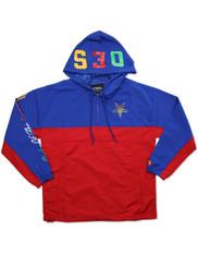 Order of the Eastern Star OES Waterproof Anorak Jacket
