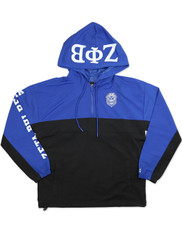 Zeta Phi Beta Sorority Waterproof Anorak Jacket