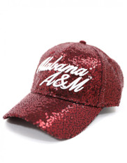 Alabama A&M University Sequin Hat