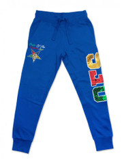 Order of the Eastern Star OES Joggers- Blue