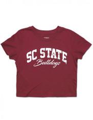 South Carolina State University Cropped T-Shirt