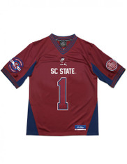 South Carolina State University Football Jersey- Front