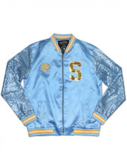 Southern University Sequin Satin Jacket