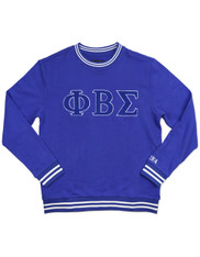 Phi Beta Sigma Fraternity Sweatshirt