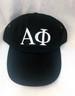 Alpha Phi Sorority Hat- Black