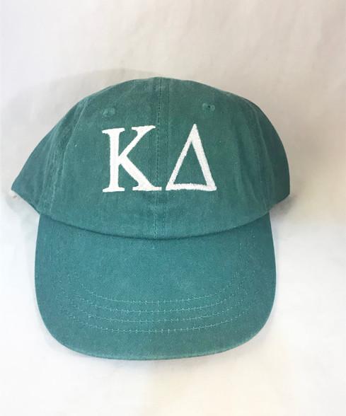Kappa Delta Sorority Hat- Green