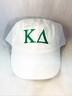 Kappa Delta Sorority Hat- White
