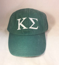 Kappa Sigma Fraternity Hat- Green