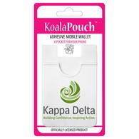 Kappa Delta Sorority Koala Pouch- Organization Symbol