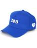 Zeta Phi Beta Sorority Classic Hat-Blue