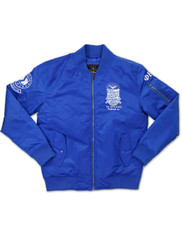 Phi Beta Sigma Fraternity Bomber Jacket