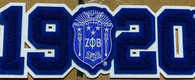 Zeta Phi Beta Sorority 1920 Emblem