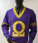 Omega Psi Phi Fraternity Letterman Sweater