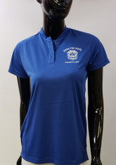 Zeta Phi Beta Sorority Blade Collar Polo