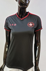 Delta Sigma Theta Sorority Soccer Jersey-Black