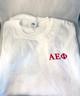 Alpha Epsilon Phi AEPHI Sorority American Flag Shirt-Front