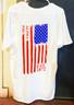 Alpha Phi Sorority American Flag Shirt