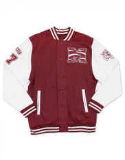 Morehouse College Fleece Jacket-Front