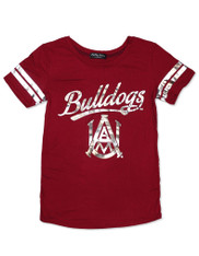 Alabama A&M University AAMU Foil Shirt