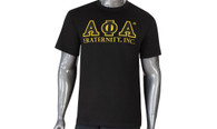 Alpha Phi Alpha Fraternity Luxury Tee