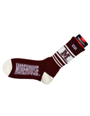 Morehouse College Socks