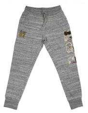 Alabama State University Jogger Pants- Gray- Women's