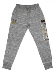 Alabama State University Jogger Pants- Gray- Women's