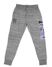 Jackson State University JSU Jogger Pants- Gray- Women's