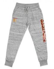 Tuskegee University Jogger Pants- Gray- Women's