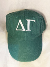 Delta Gamma Sorority Hat- Green