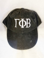 Gamma Phi Beta Sorority Hat- Gray