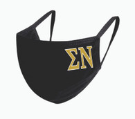 Sigma Nu Fraternity Face Mask