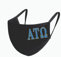 Alpha Tau Omega ATO Fraternity Face Mask