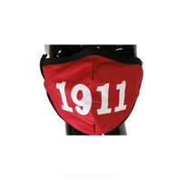 Kappa Alpha Psi Fraternity Face Mask- Founding Year