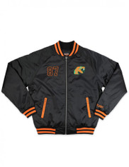 Florida A&M University FAMU Baseball Jacket - Front