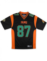 Florida A&M University FAMU Football Jersey- Front