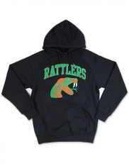 Florida A&M University FAMU Hoodie- Style 2-Front