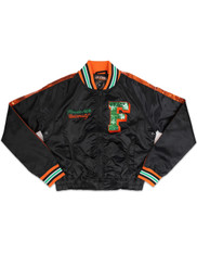 Florida A&M University FAMU Satin Sequin Jacket