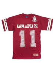 Kappa Alpha Psi Fraternity Jersey Shirt- Style 1