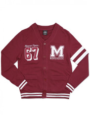 Morehouse College Cardigan- Men's