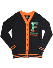 Florida A&M University FAMU Cardigan- Women's- Style 2