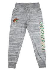 Florida A&M University FAMU Jogger Pants- Gray- Women's – Style 2