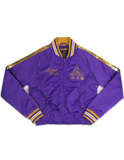 Alcorn State University Satin Sequin Jacket